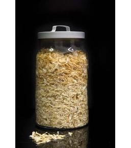 Cebolla escamas a granel