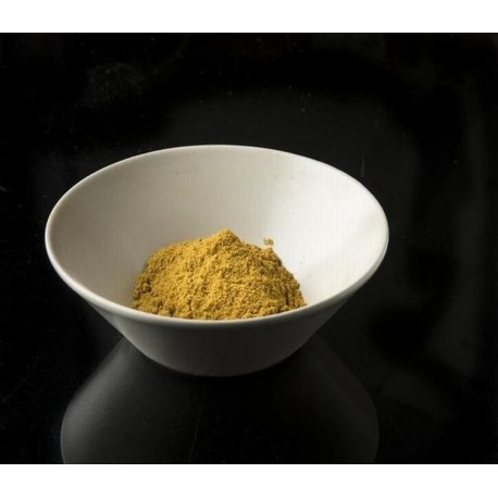 Curry amarillo a granel
