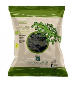 Alga Wakame ECO bolsa 50 grs Portomuiños