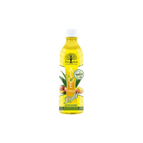 Bebida Aloe Vera Light 500 ml con Mango y Stevia