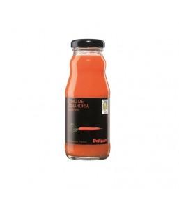 Zumo de zanahoria ECOLOGICO botella 1l