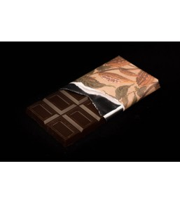 Chocolate negro con café tableta 125g