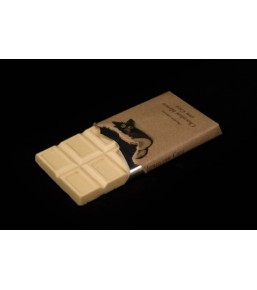 Chocolate blanco coco tableta 125g