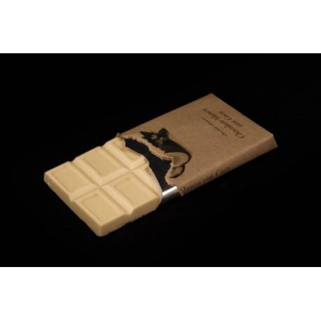 Chocolate blanco coco tableta 125g