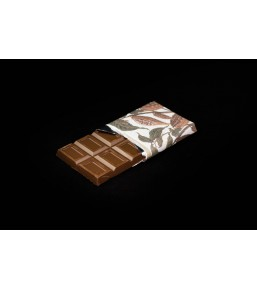 Chocolate con leche tableta 125g