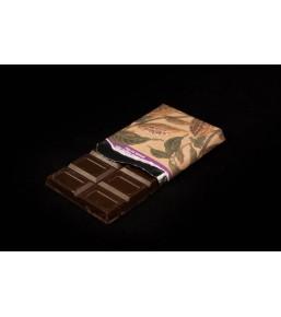Chocolate negro con pasas y rón 125g