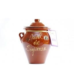 Miel multifloral en Orza cerámica 500g