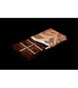 Chocolate negro naranja y jengibre  tableta 125g