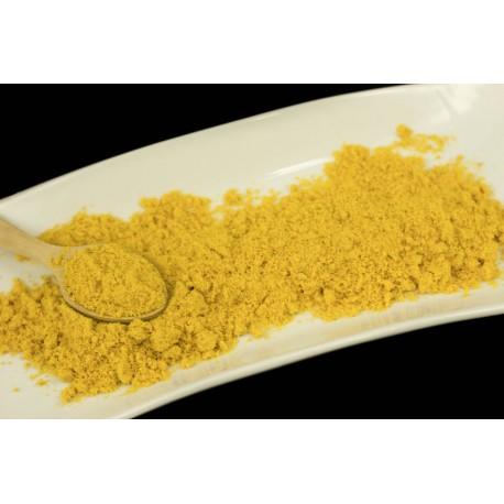Mostaza amarilla molida a granel