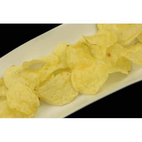 Patatas fritas artesanas pvp por 100g