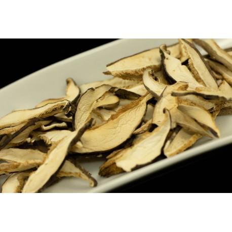 Shitake laminado deshidratado  a granel