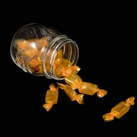 Caramelos de miel sin gluten bolsa de 100 grs