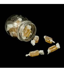 Caramelos de miel sin azucar bolsa de 100 grs