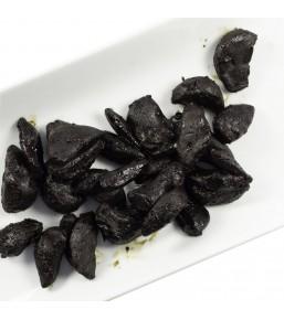 Dientes de ajo negro tarro 100g