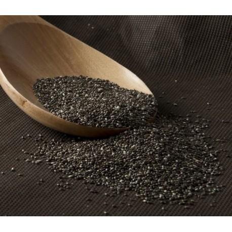 Semillas de chía a granel
