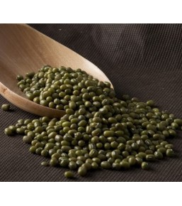 Soja verde a granel