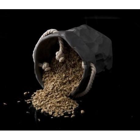 Valeriana raiz granulada a granel