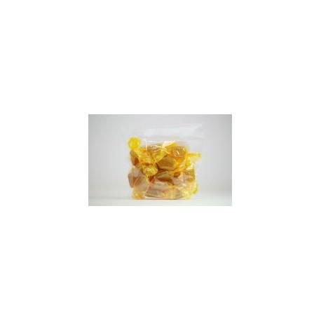 Caramelos de miel sin gluten