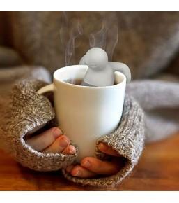 Muñeco para té