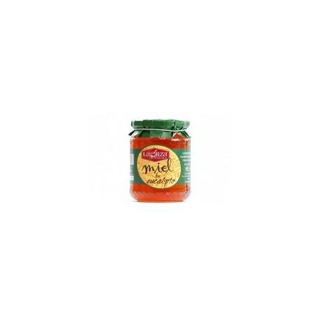 Miel de la alcarria eucalipto en tarro de 500 grs